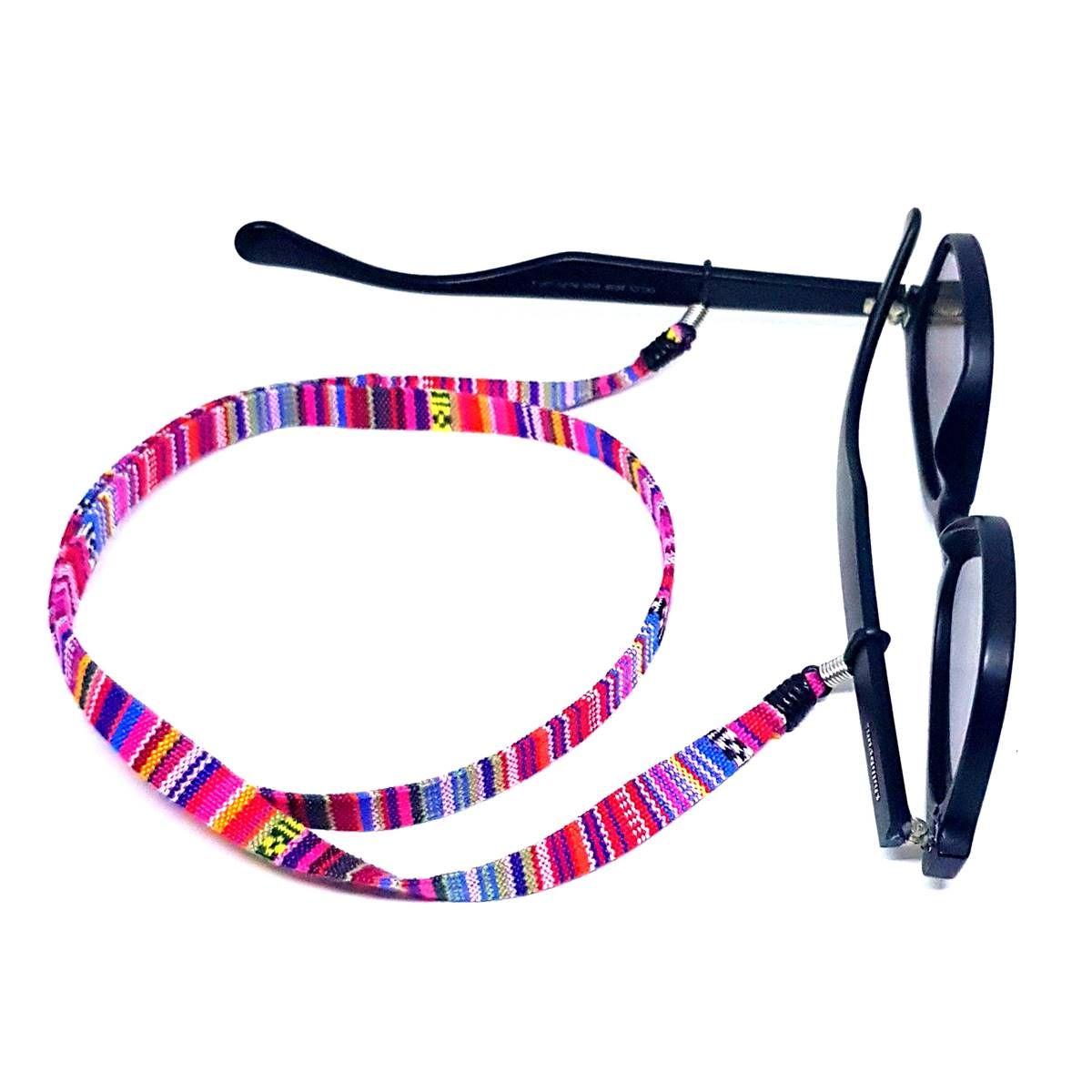 Cordão para Óculos Étnico Colorido