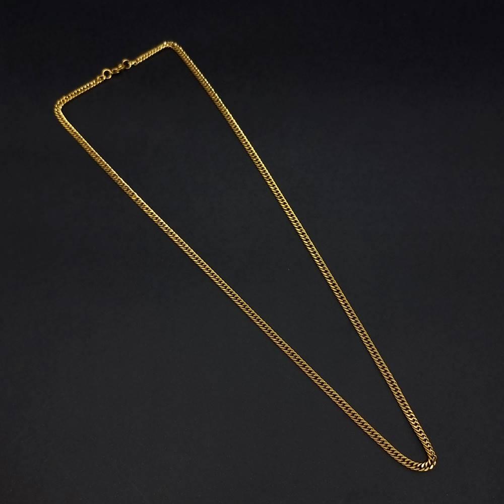 Corrente Aço Inox albie Gold