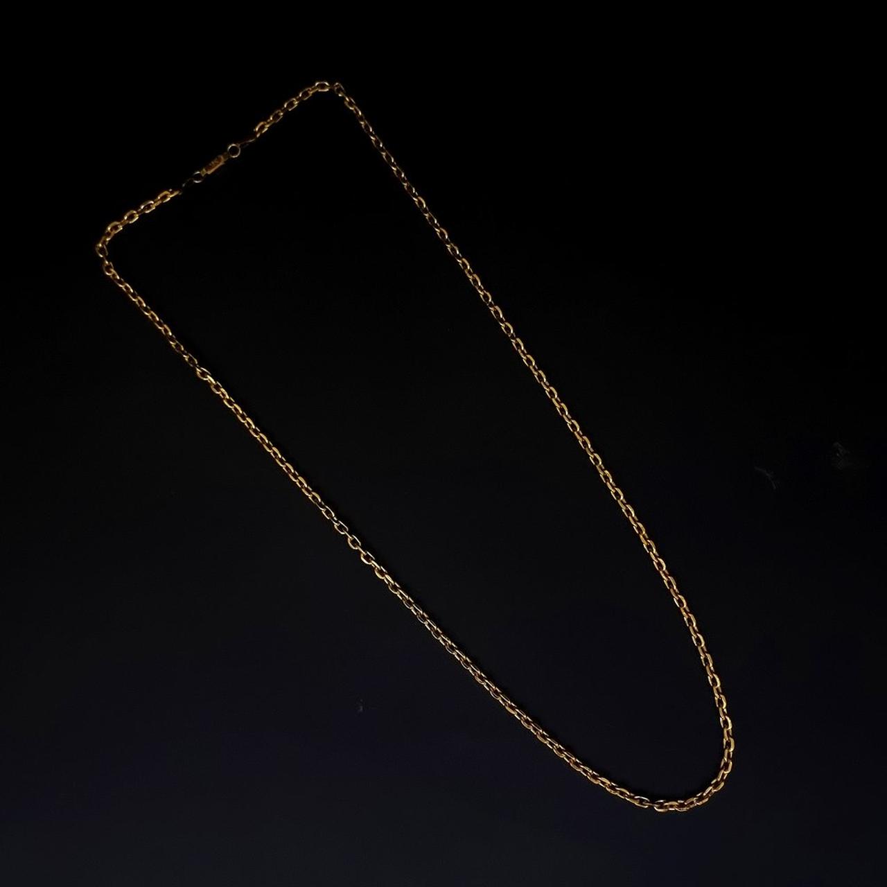 Corrente Aço Inox Grumet Gold