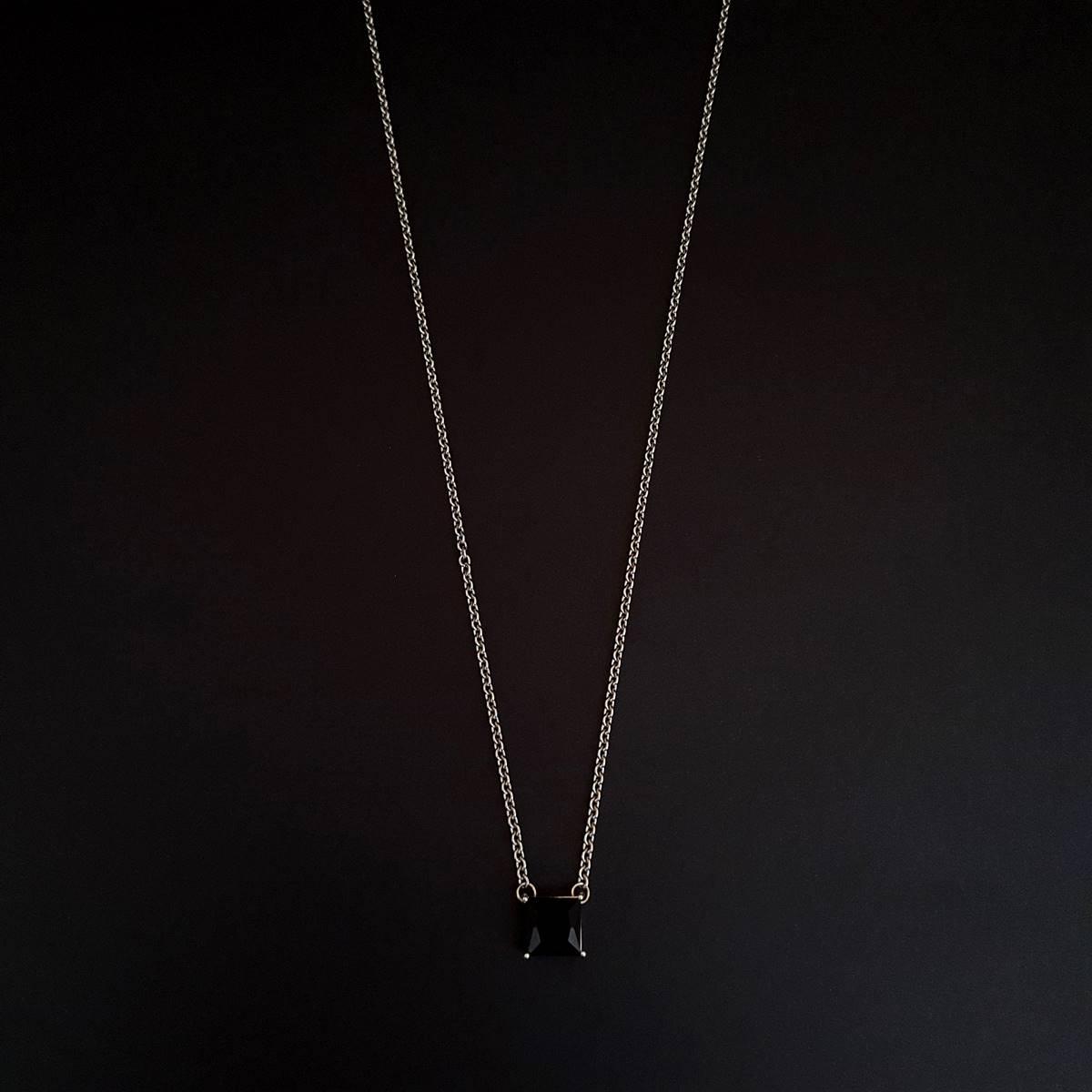 Corrente Aço Inox Precious Black