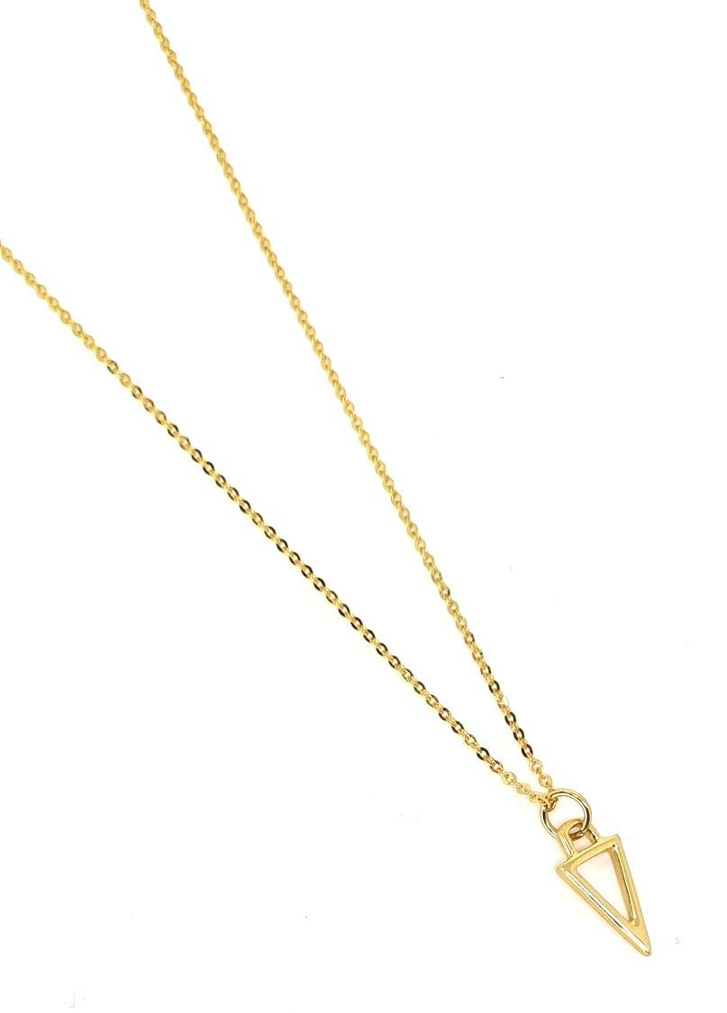 Corrente Empório Top Gold Triangulo