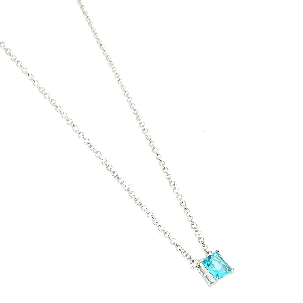 Corrente Emporio Top Precious Azul
