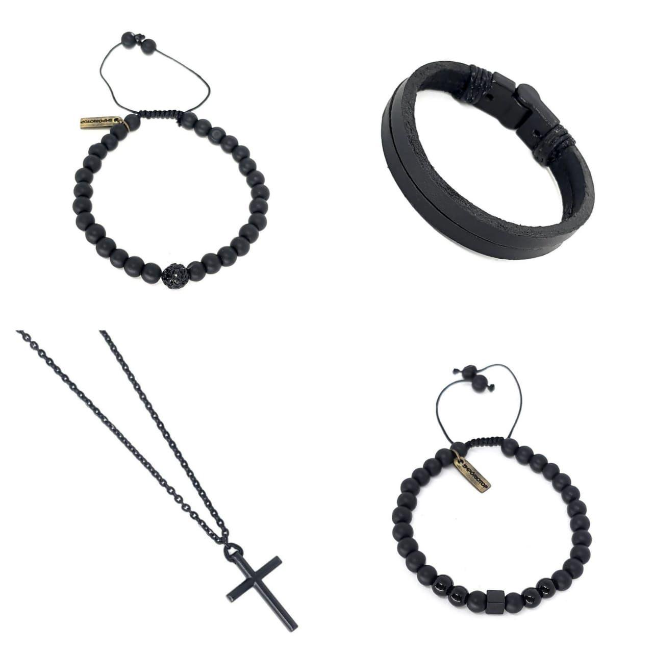 Kit Acessórios Black Series