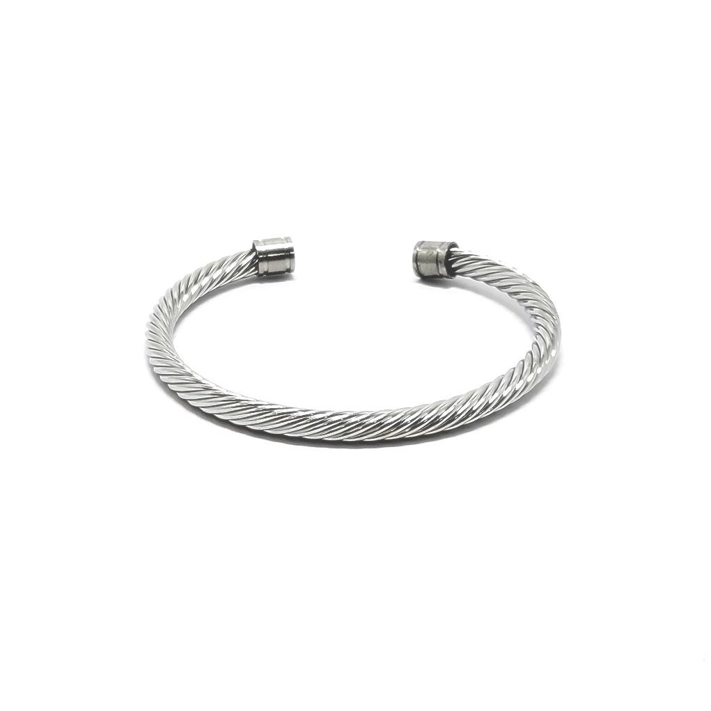 Pulseira Aço Inox Wires