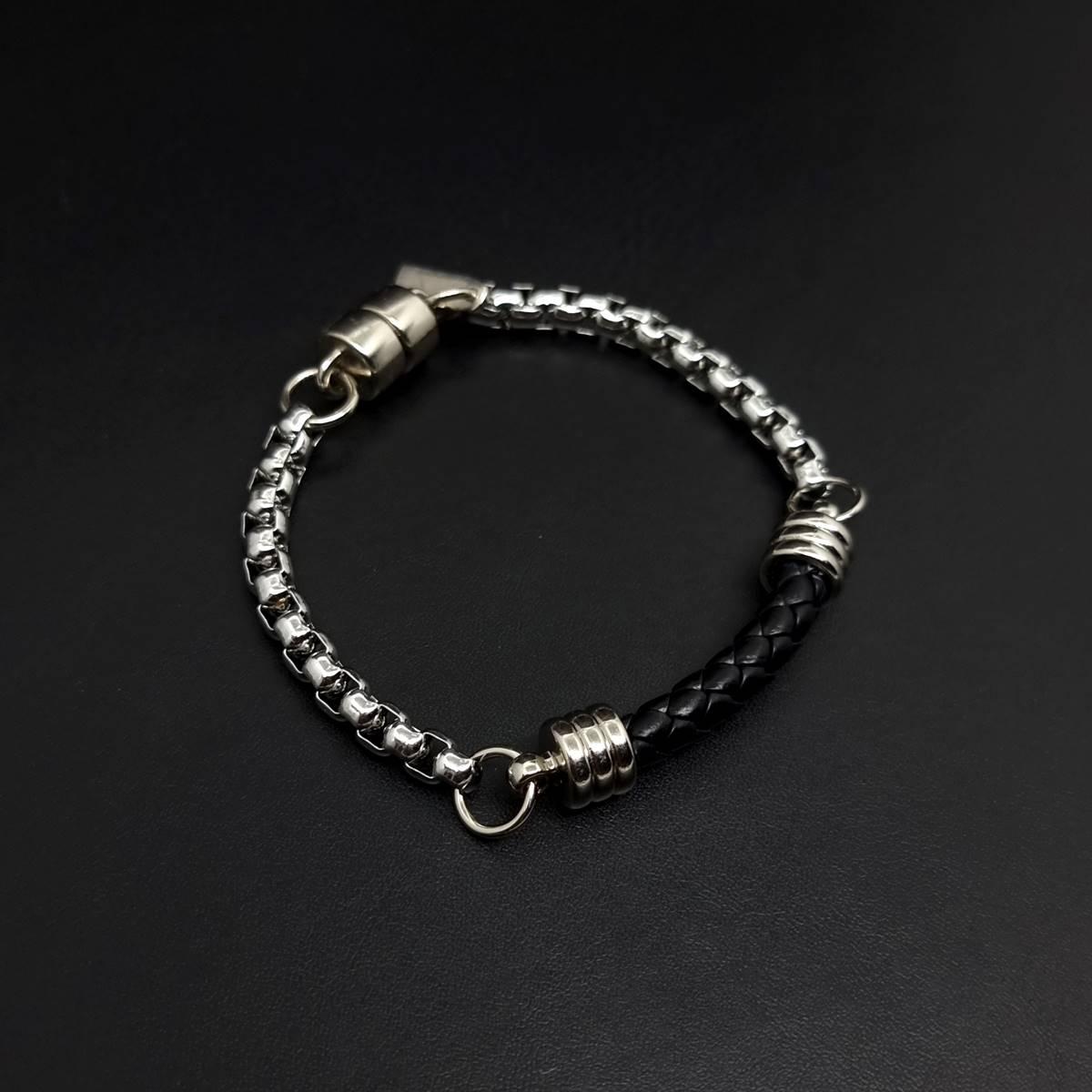 Pulseira Chain Prata