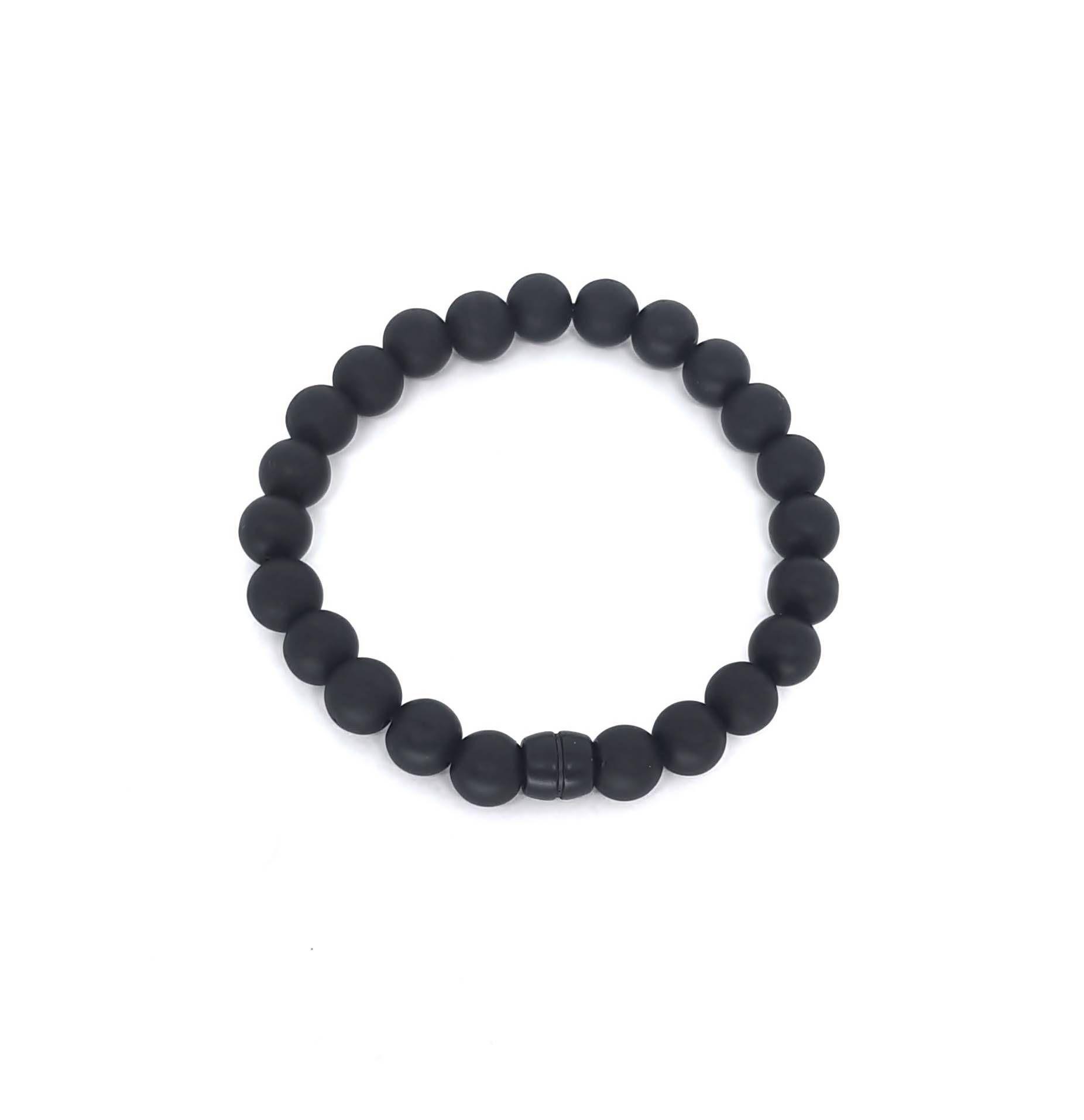 Pulseira de Pedras  Black Series Tube Matte