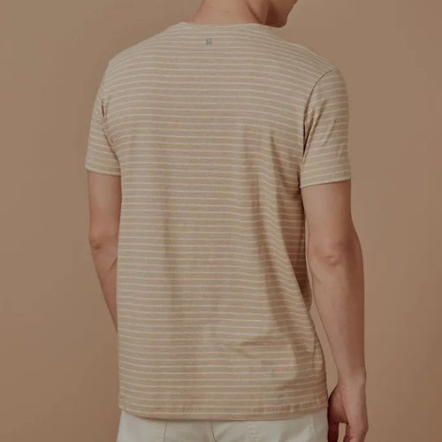 T-shirt Foxton Bocaina - Camelo