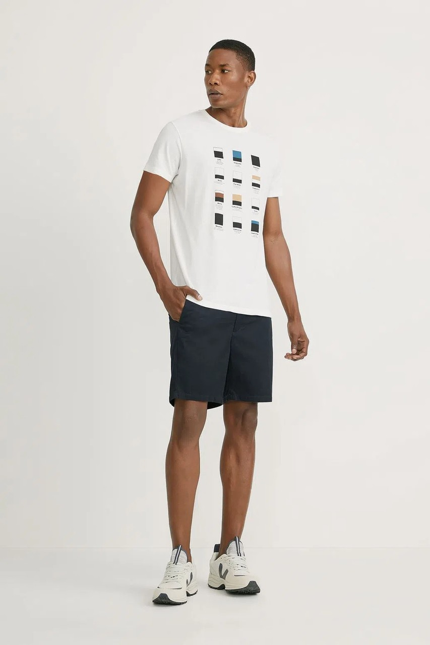 T-shirt Foxton Flavors - Off White