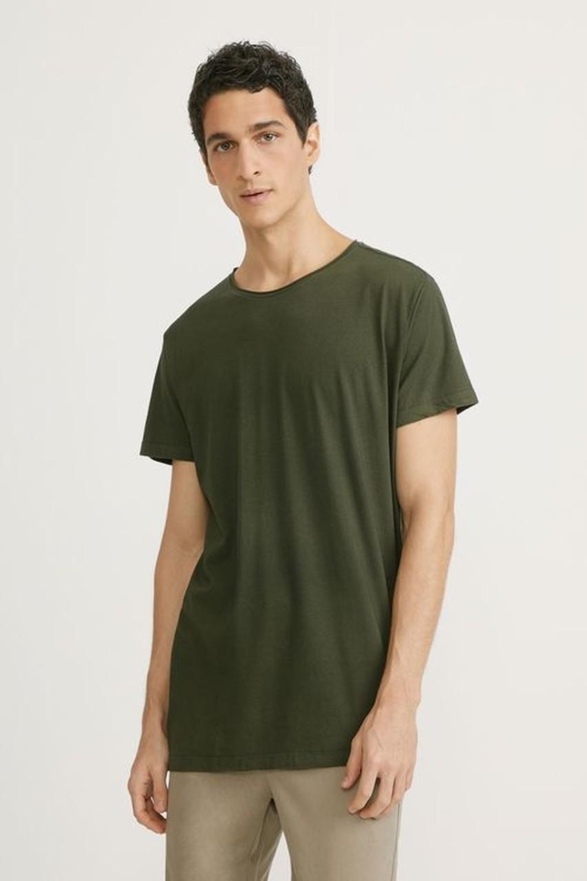 T-shirt Foxton Jato Seco - Verde Oliva