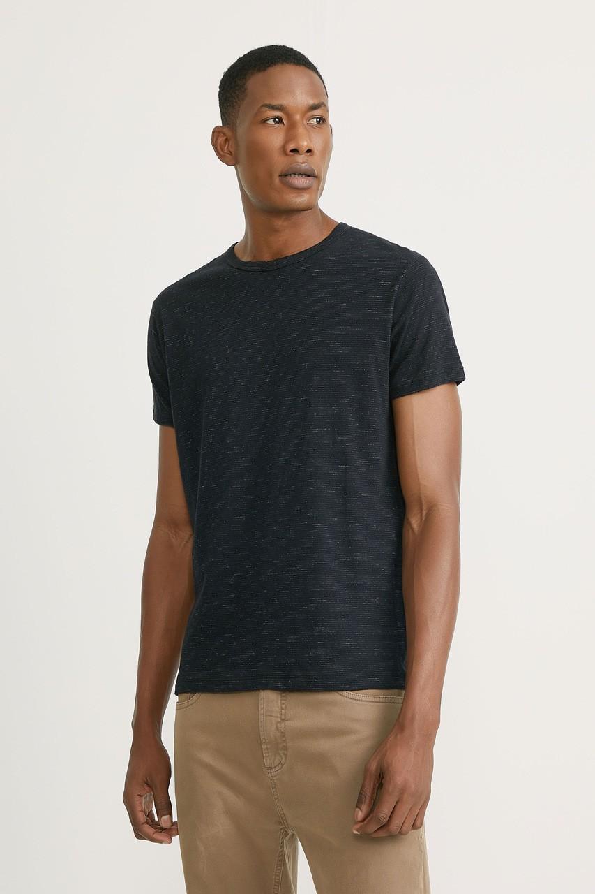 T-shirt Foxton Jobin - Preto