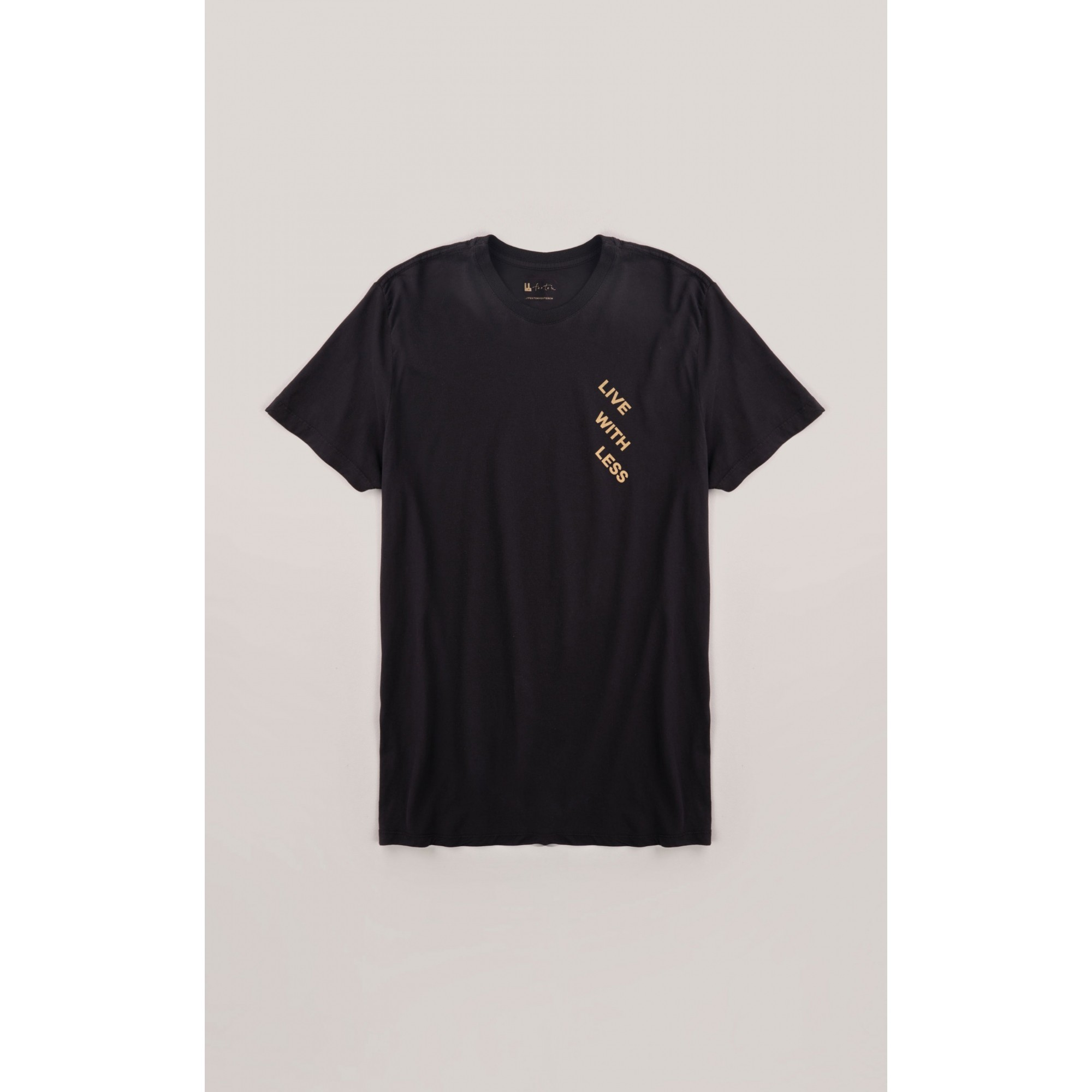 T-shirt Foxton Live Whith Less