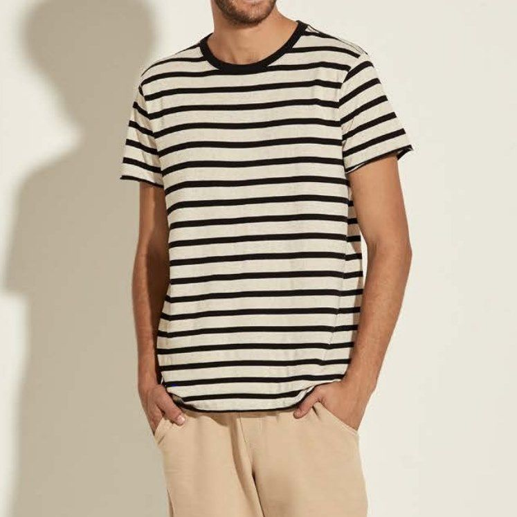 T-shirt Foxton Swell - Branca