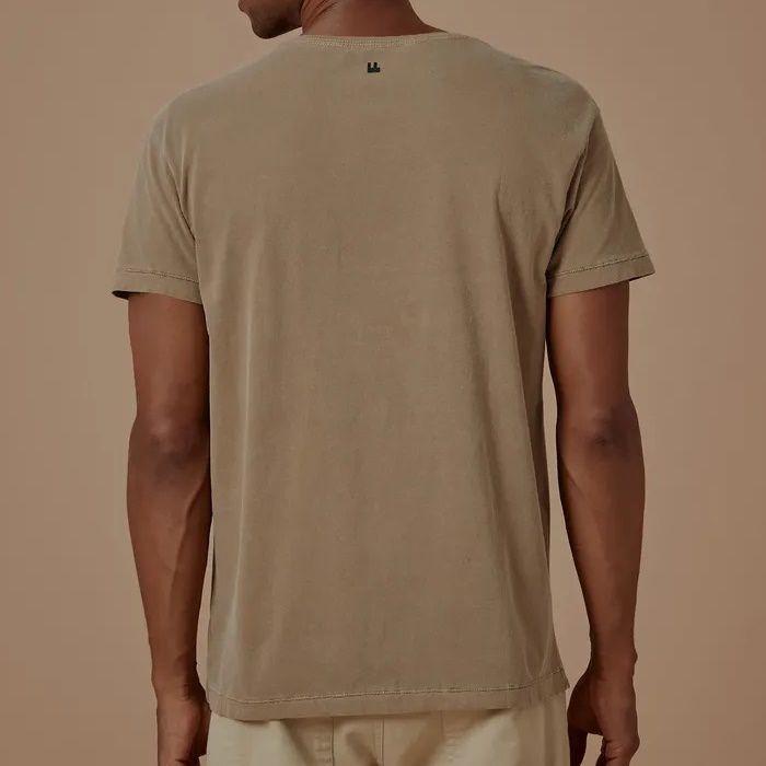 T-shirt Foxton Tradução Calor - Marrom