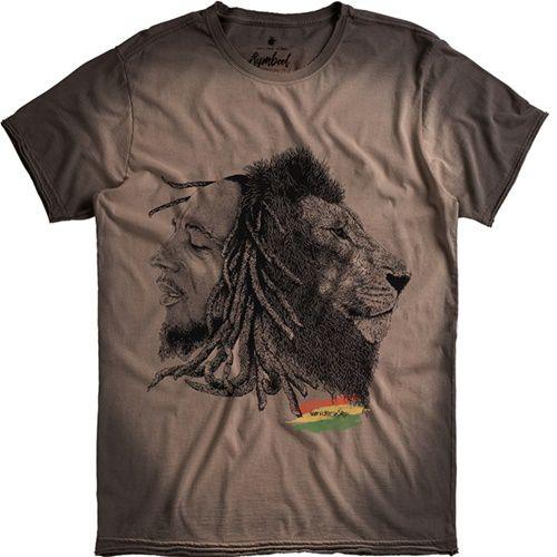 T-shirt Von Der Volke Trenchtow - Preta