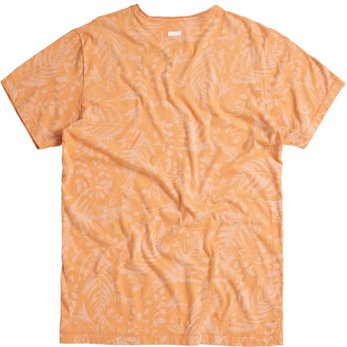 T-shirt Von Der Volke Brandwond - Salmão