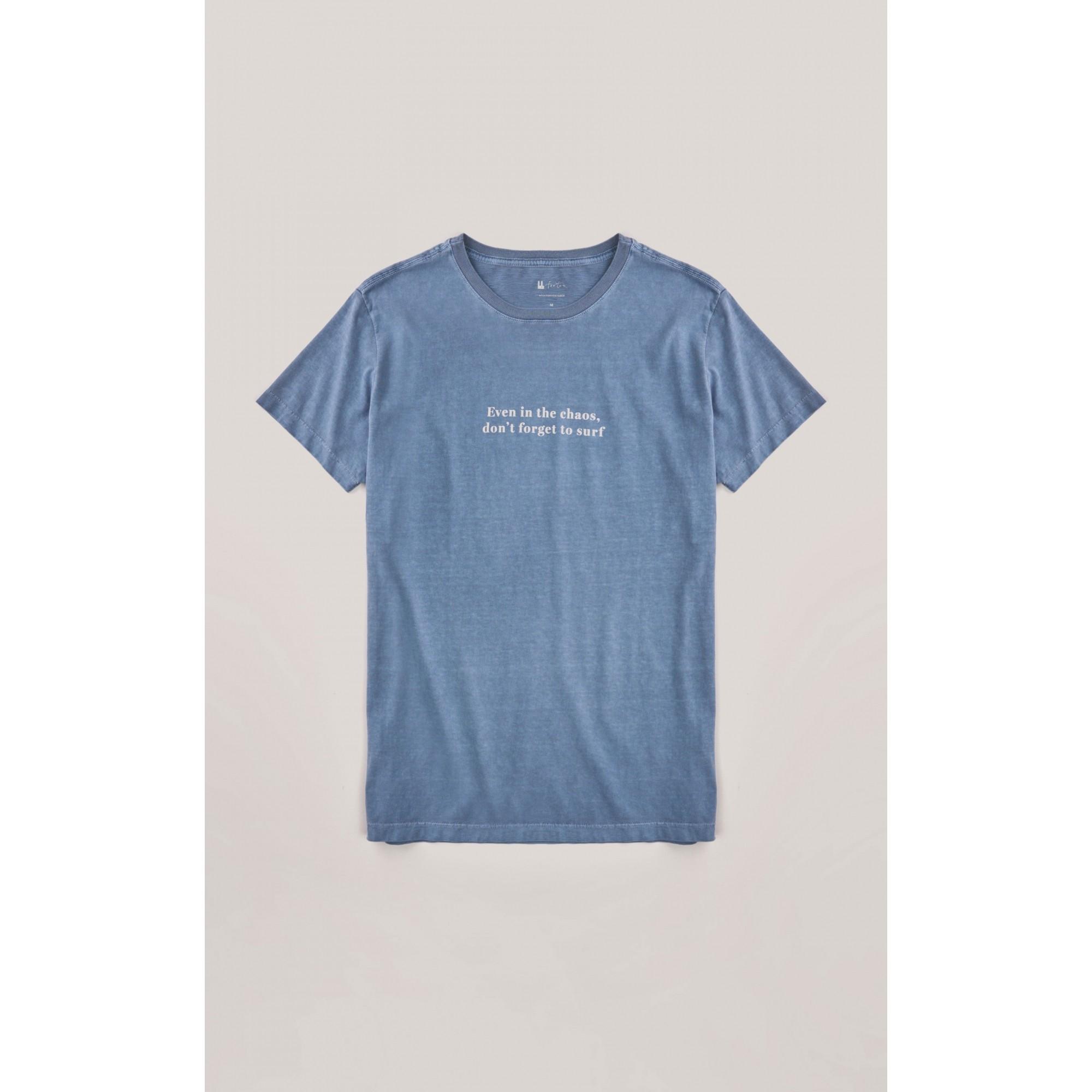 Tshirt Foxton Even In Chaos Azul
