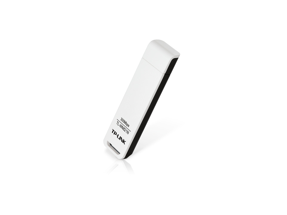 Adaptador USB Wireless N 300Mbps - TL-WN821N