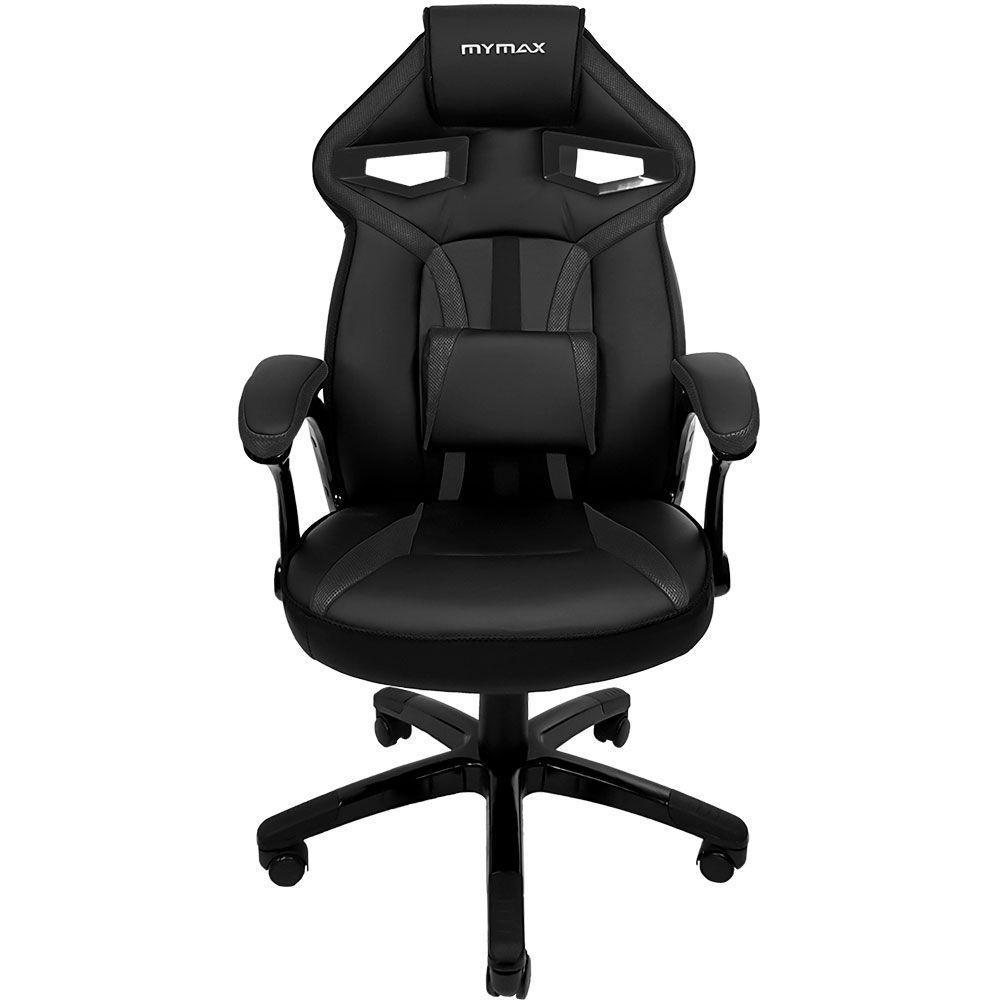 Cadeira Gamer MX1 Giratória Preto