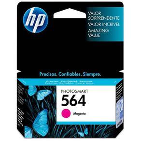 Cartucho de Tinta HP 564 Magenta - CB319WL