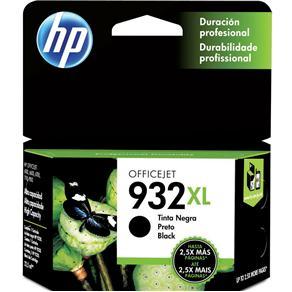 Cartucho de Tinta HP Officejet 932XL Preto - CN053AL