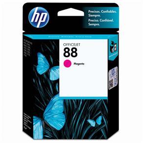 Cartucho de Tinta HP Officejet Pro 88 Magenta - C9387AL