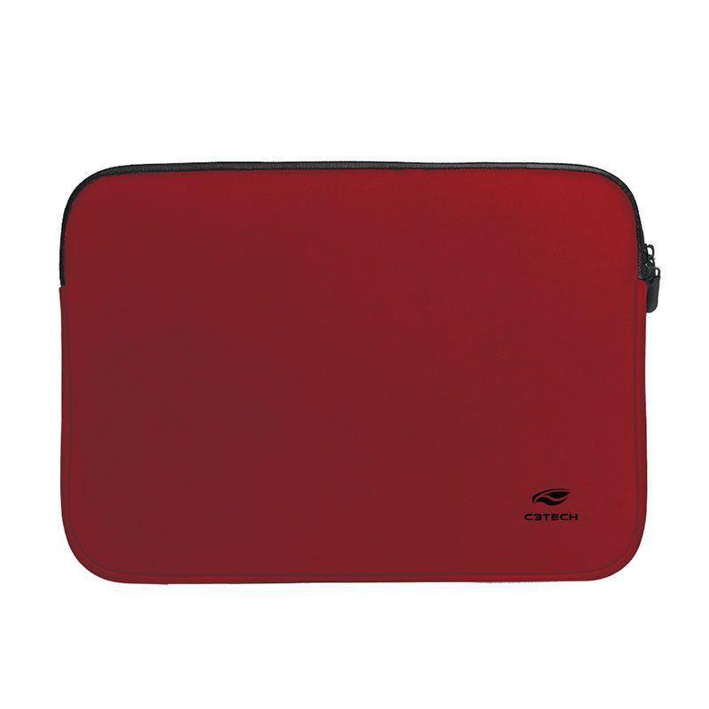 Case Sleeve C3Tech para Notebook Seattle SL-15 15.6
