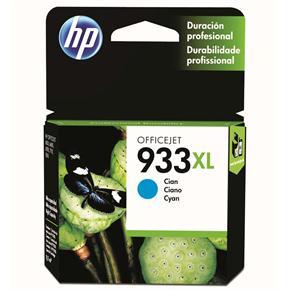 CCartucho de Tinta HP Officejet 933XL Ciano - CN054AL