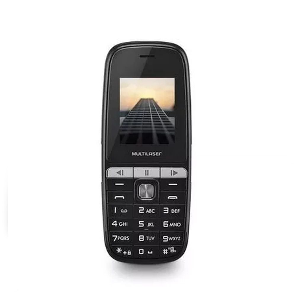 Celular Up Play Dual Chip Mp3 Com Câmera P9076 - Multilaser