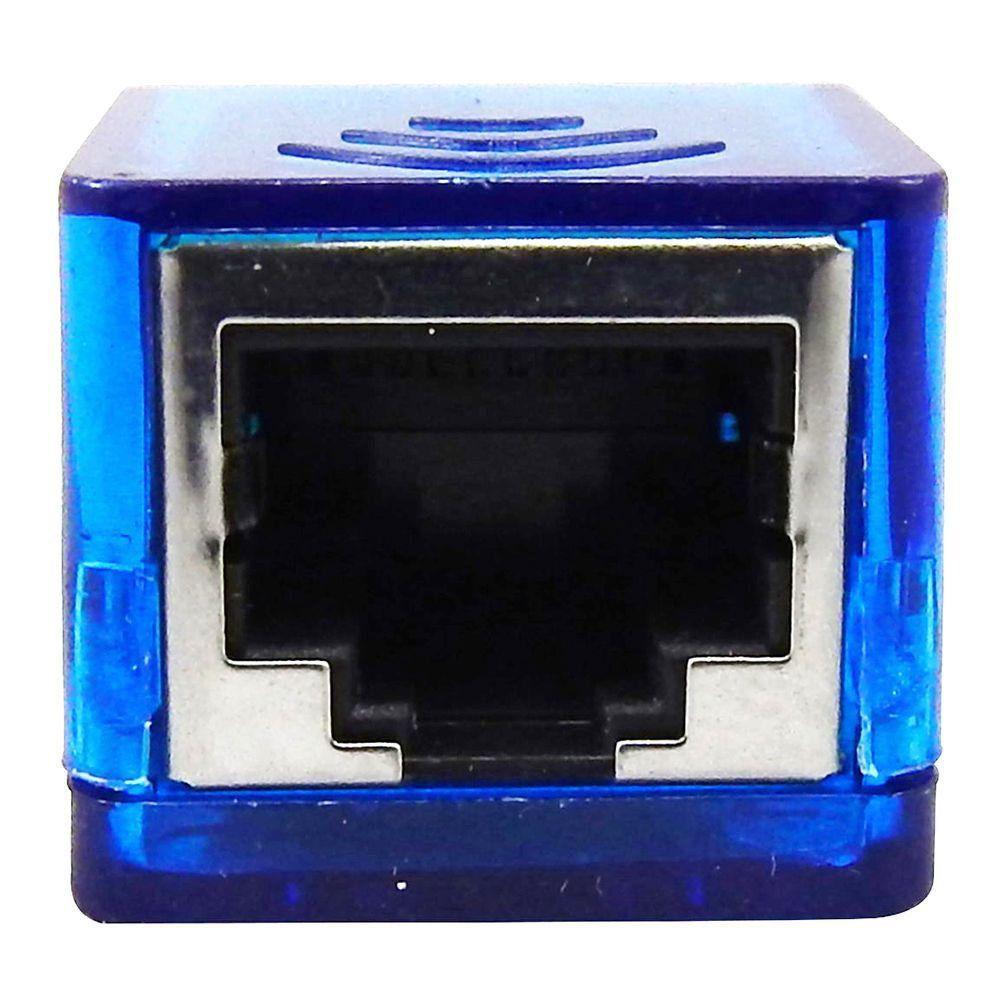 CONVERSOR USB 2.0 PARA RJ-45 REDE 10/100