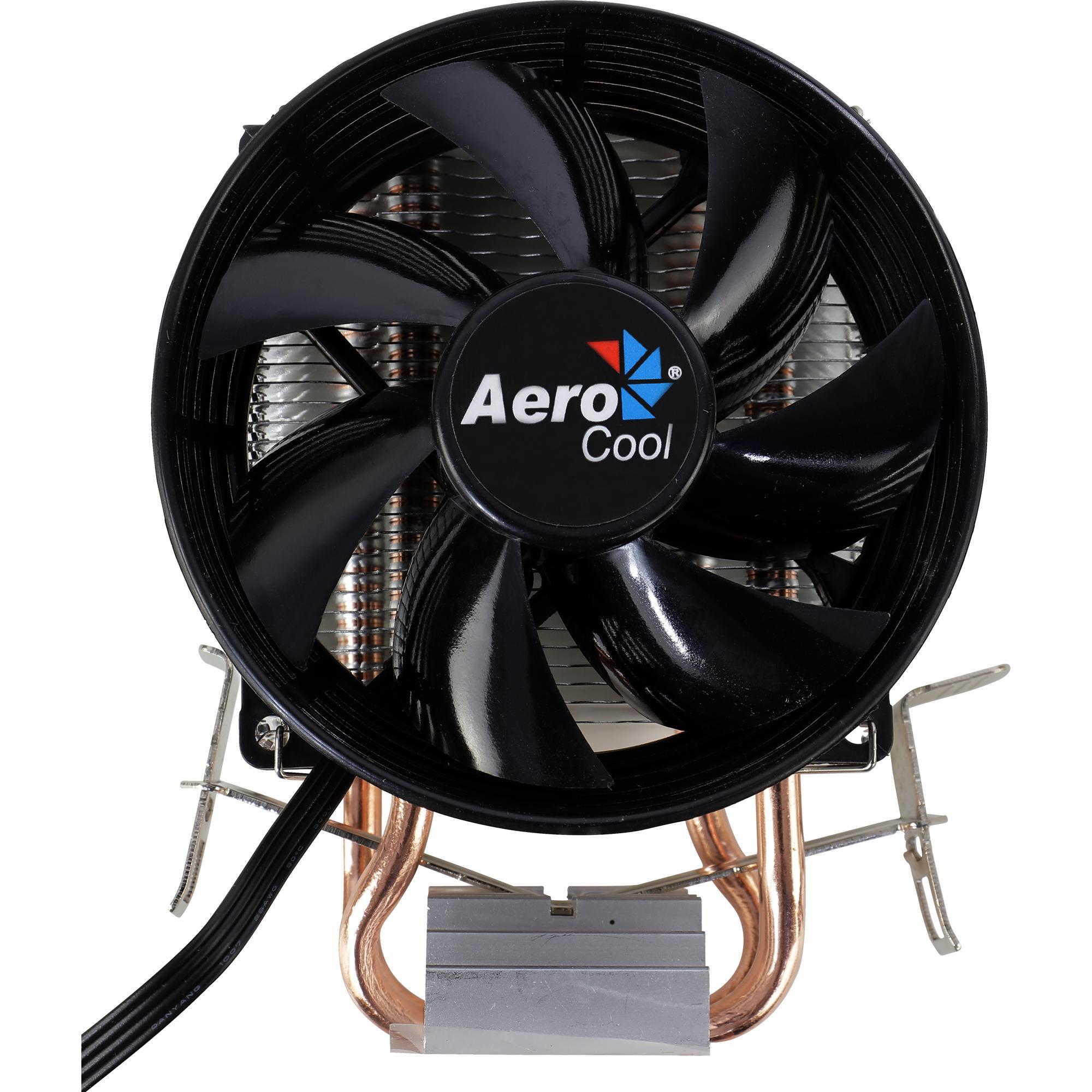 Cooler para Processador Aerocool VERKHO 2 Preto