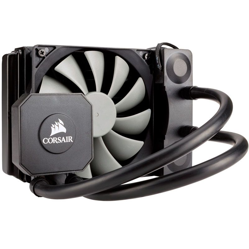Cooler Processador P/ Intel e AMD WaterCooler Corsair Hydro Series High Performance H45 - CW-9060028-WW