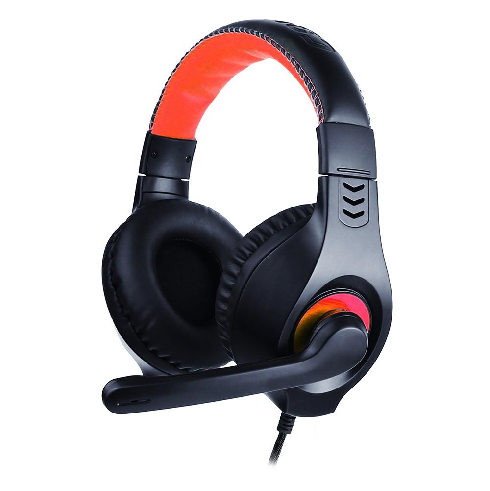 Fone De Ouvido C3Tech USB Com Microfone PH-350BK - Preto