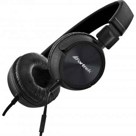 Fone de Ouvido C/ Microfone Headset Fortrek - HMF-501