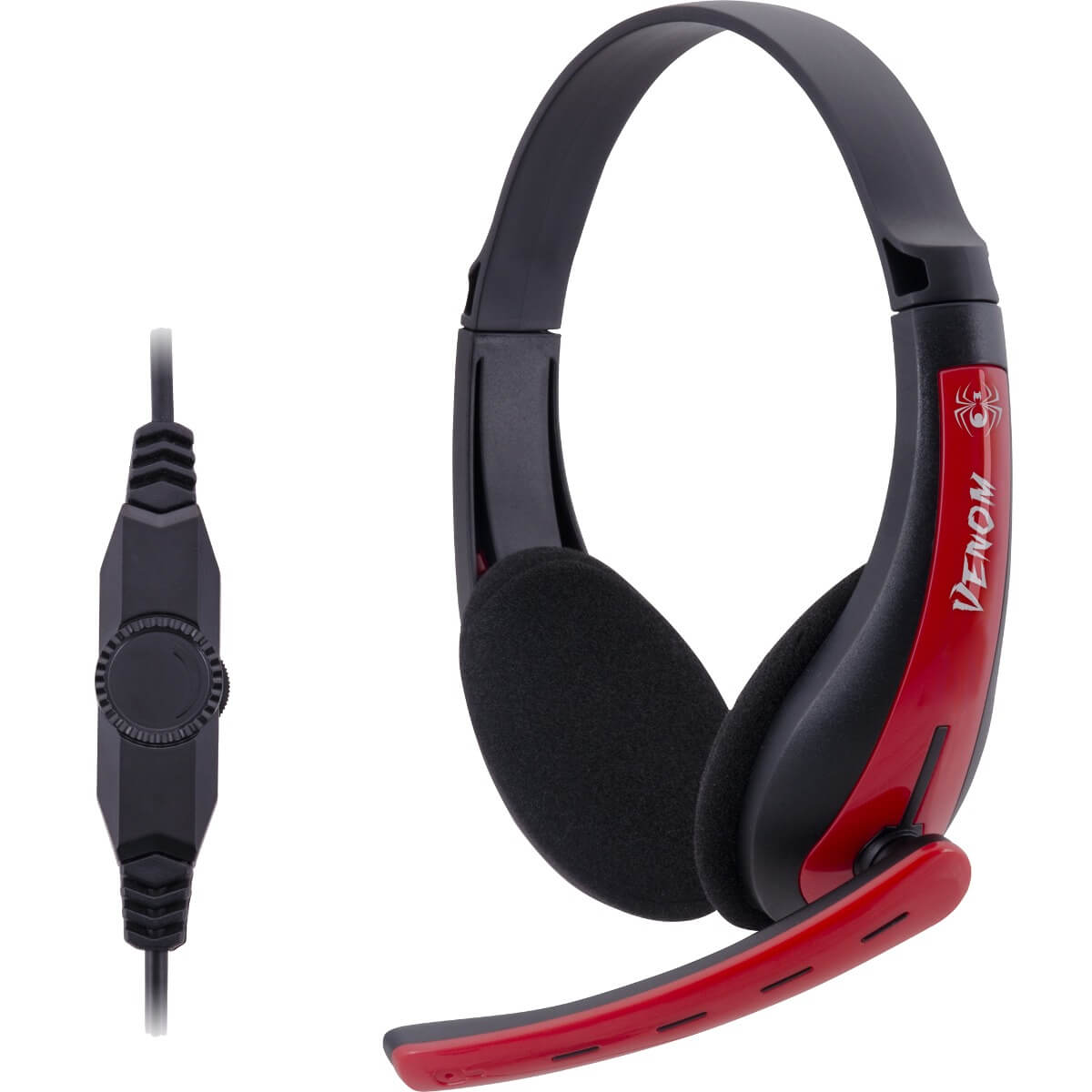 Fone de Ouvido C/ Microfone Headset Gamer Fortrek Venom, PC / XBOX - SHS-701
