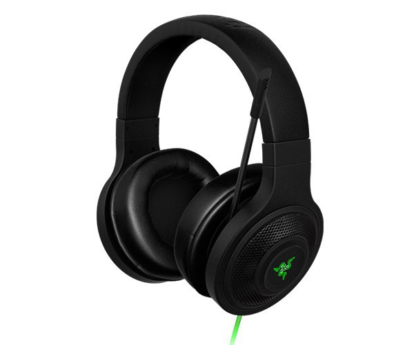 Fone de Ouvido Headset Gamer C/ Microfone Razer Kraken Essential - RZ04-01720100-R3C1