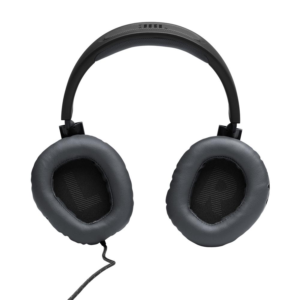 Fone de Ouvido Headset Gamer JBL Quantum 100, Drivers 40mm, Preto