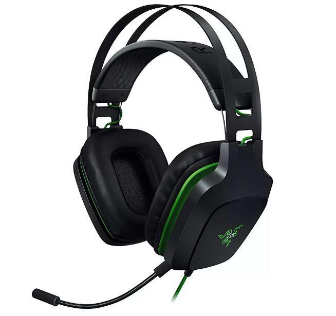 Fone de Ouvido Headset Gamer Razer Electra V2, Som 7.1 Virtual, USB - RZ04-02220100-R3U1