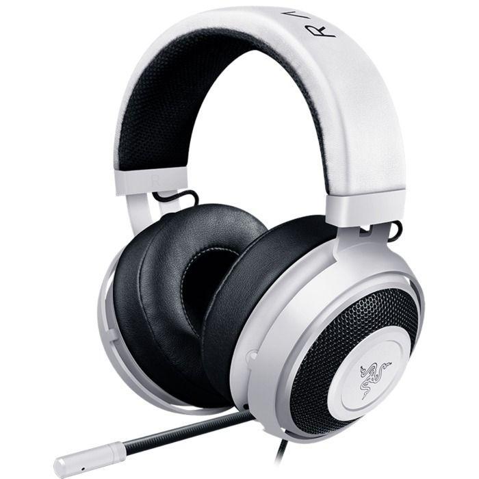 Fone de Ouvido Headset Gamer Razer Kraken PRO V2 Branco - RZ04-02050500-R3U1