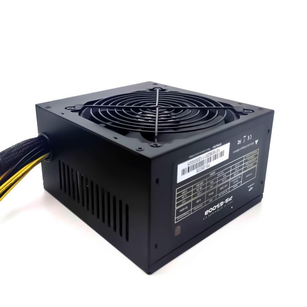 Fonte ATX 700W PS-G700M 80+ White C3Tech
