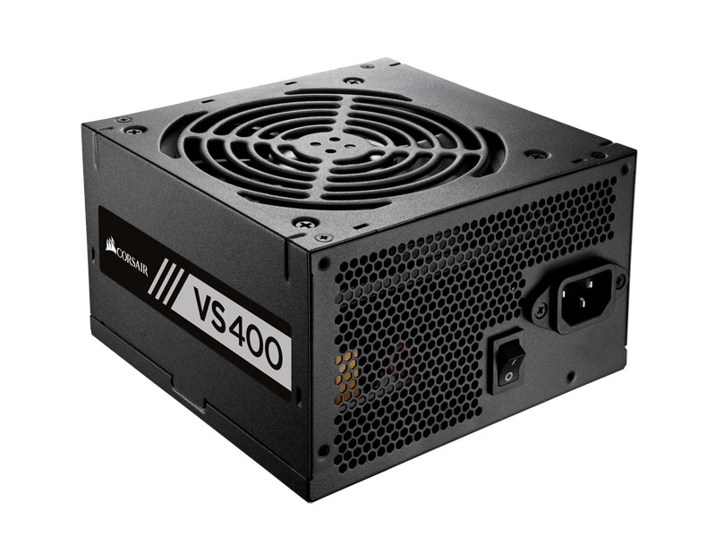 Fonte Corsair 400W 80 Plus White VS400 CP-9020117-LA
