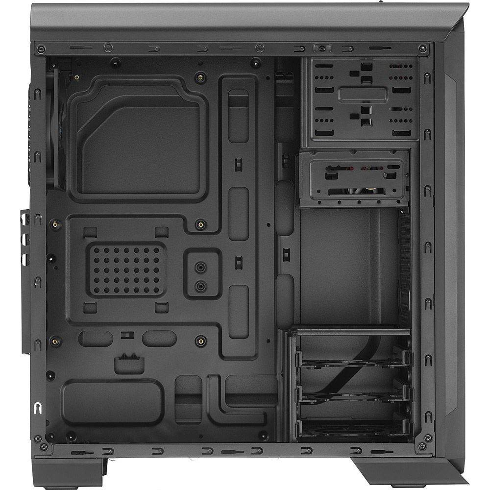 Gabinete Gamer AeroCool Gamer AERO-500 Window EN55576 Preto - 59785