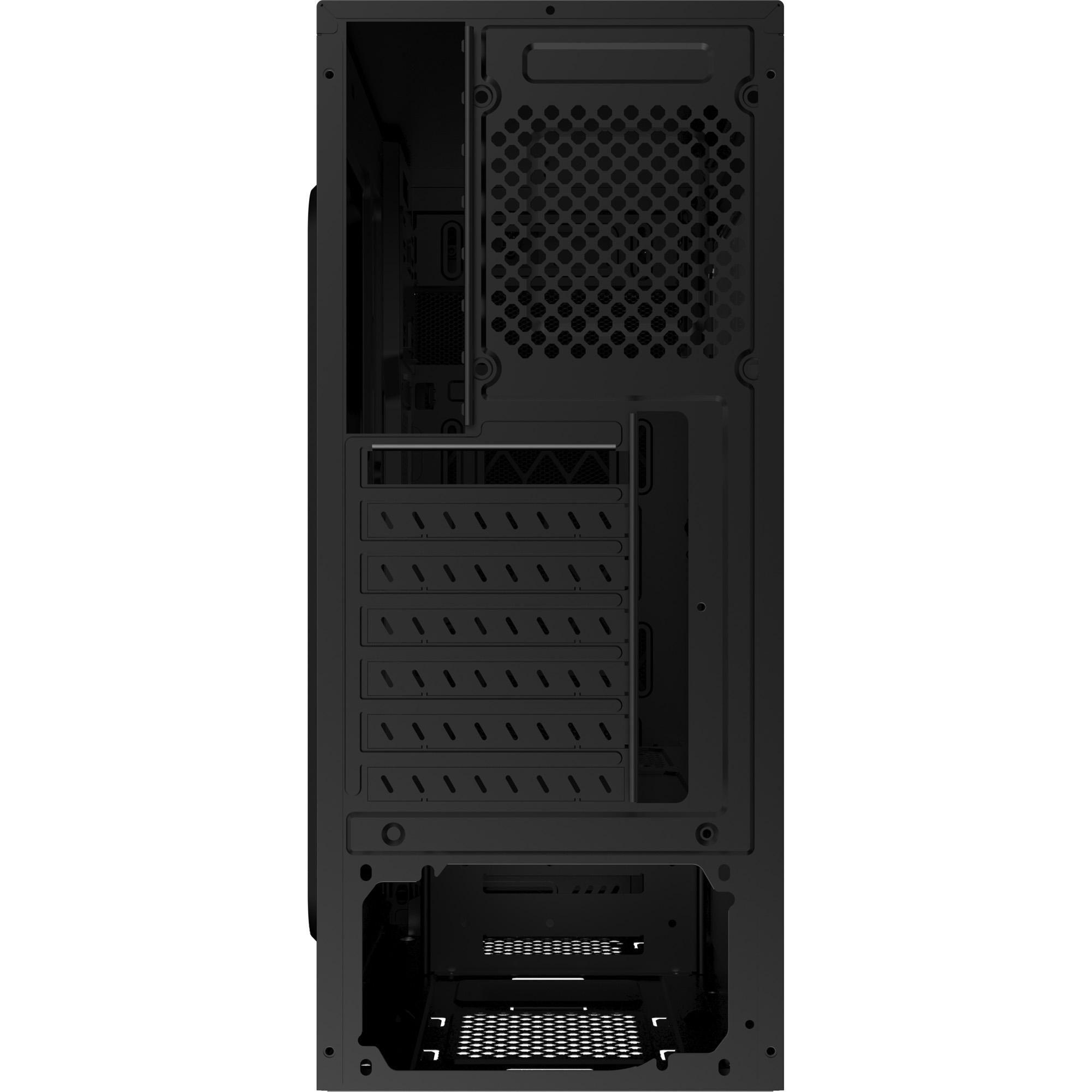 Gabinete Gamer Aerocool Mid Tower SI-5100 Preto - EN58348