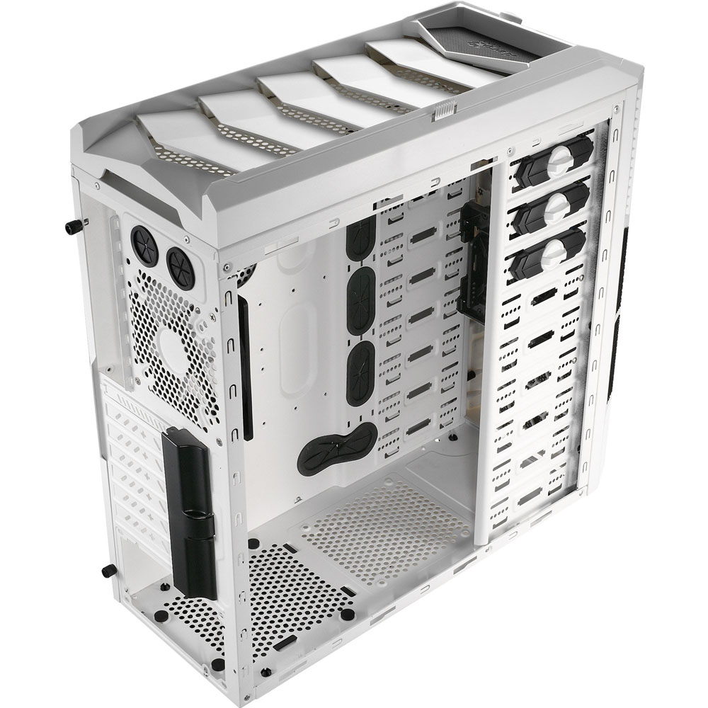 Gabinete Gamer Aerocool XPREDATOR X1 Branco - EN57080