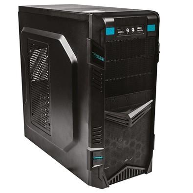 Gabinete Gamer C3 Tech S/Fonte - MT-G100 BK