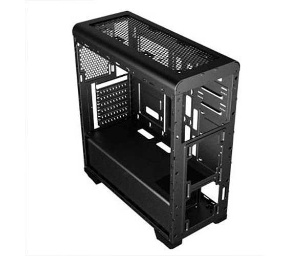 Gabinete Gamer Mymax Pegasus, C/ LED Azul, Preto, S/ Fonte - MCA-FC-B13A/BK