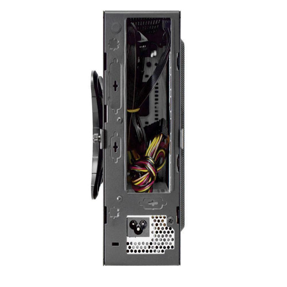 Gabinete K-Mex Mini ITX - GI-10S1- Slim