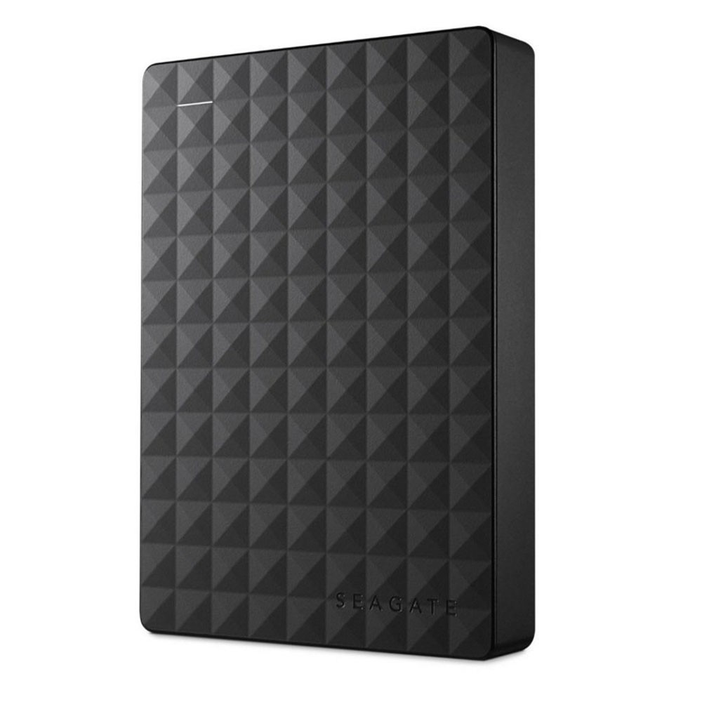 HD Externo Seagate Portátil Expansion USB 3.0 4TB Preto - STEA4000400