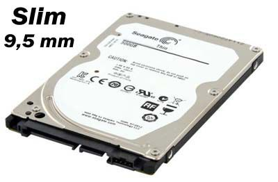 HD Seagate SATA 2,5´ p/ Notebook Laptop Thin 7mm 500GB 5400RPM 16MB Cache SATA 6.0Gb/s - ST500LT012