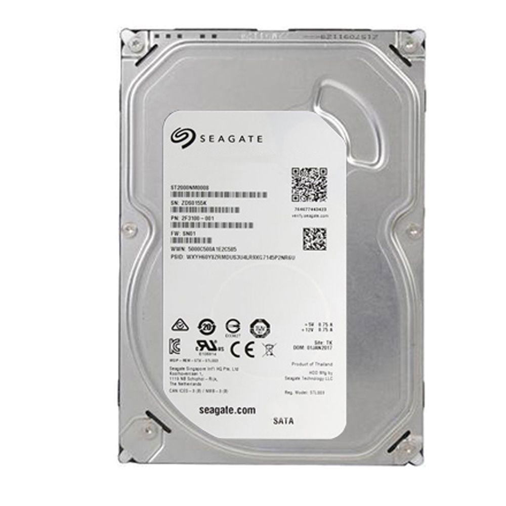 HD Seagate SATA 3.5´ 500GB 8MB Cache - ST3500312CS