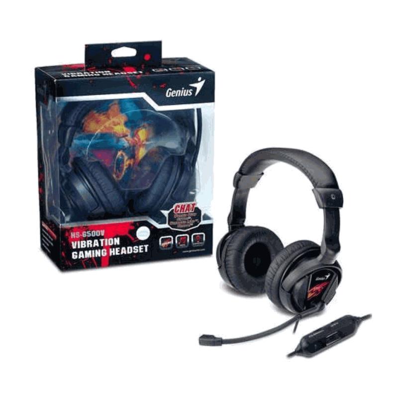 Headset Gamer Genius HS-G500V